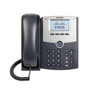 Cisco IP telefon SPA502G 1 Line IP Phone With Display PoE PC Port