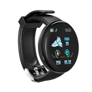 Smart watch (bracelet) D18 crni