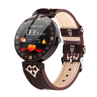 Smart watch R98 braon