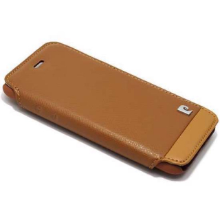 Futrola PIERRE CARDIN PCG-P01 za Iphone 6 Plus braon