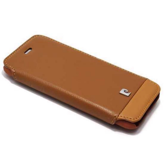 Futrola PIERRE CARDIN PCG-P03 za Iphone 6G/6S braon