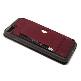 Futrola PIERRE CARDIN PCL-P14 za Iphone 6 Plus bordo
