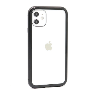 Futrola Magnetic frame za Iphone 11 crna