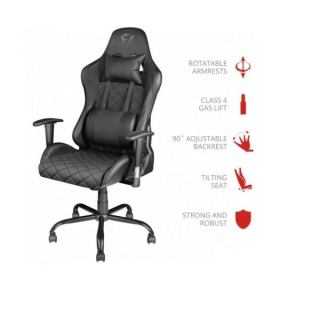 Trust GXT707 Resto chair black