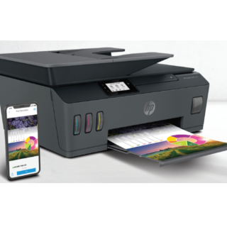 Štampač HP Smart Tank 530 AiO Wireless MFP 4SB24A ADF