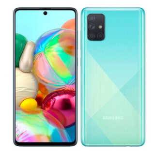 Samsung Galaxy A71 DS Blue