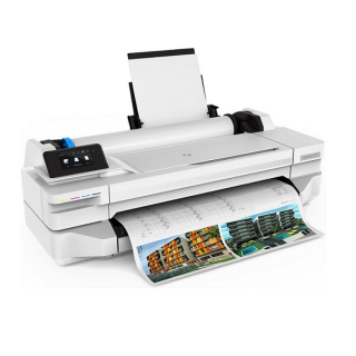 HP DesignJet T125 24-in Printer 5ZY57A