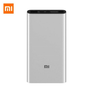 Xiaomi 10000 18W Fast Charge Power Bank 3 Silver