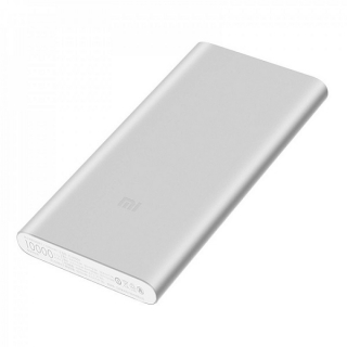 Xiaomi 10000mAh Mi Power Bank 2S Silver