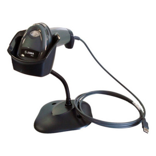 POS Zebra DS2208 USB Black 2D