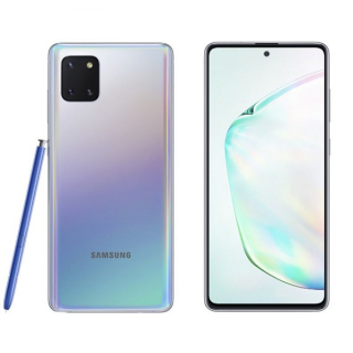 Samsung Galaxy Note10 Lite Silver DS