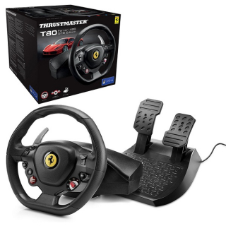 Trustmaster T80 Wheel Ferrari 488 GTB PS4