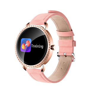 Smart Watch (Bracelet) H7 roze-zlatni