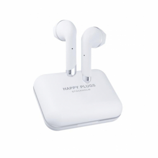 Happy Plugs Air 1 Plus Earbud- White