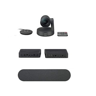 Logitech Rally Ultra-HD ConferenceCam - Black
