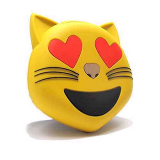 Power Bank EMOJI 2200mAh cat