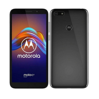 Motorola Moto E6 Play Black