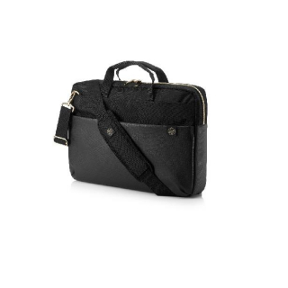 HP torba 15.6 Duotone Briefcase Case Black/Gold