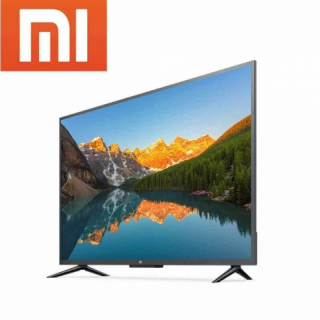MI LED TV 4S 43, UHD Android TV, Black