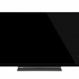 Toshiba 32WA3B63DG LED TV 32 HD Ready ANDROID TV, DVB-T2/C/S2, black/silver