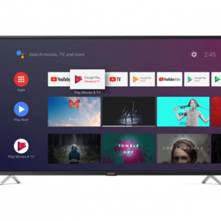 SHARP 50 inch 50BL5EA Android UHD TV