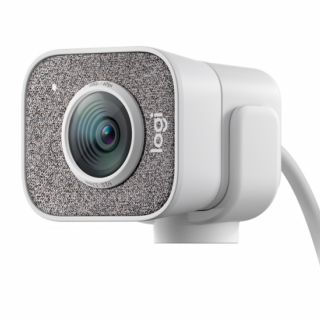 Logitech StreamCam Off White Webcam USB