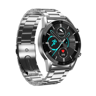 Smart Watch DT92 srebrni (metalna narukvica)