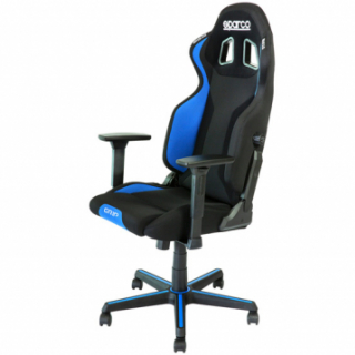 GRIP Gaming office chair Black/Blue