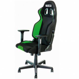 GRIP Gaming/office chair Black/Fluo Green