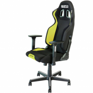 GRIP Gaming/office chair Black/Yellow