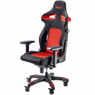 STINT Gaming/office chair Black/Red
