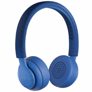 Been There Bluetooth On-Ear Headphones - Blue