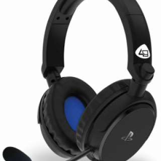 PS4 Stereo Gaming Headset Pro4-50S Black