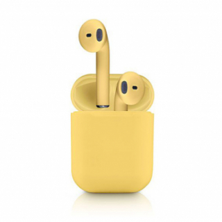 Aurras True Wireless Earphone Yellow