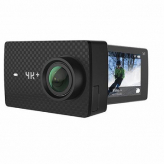 Yi 4K+ Action Camera Black