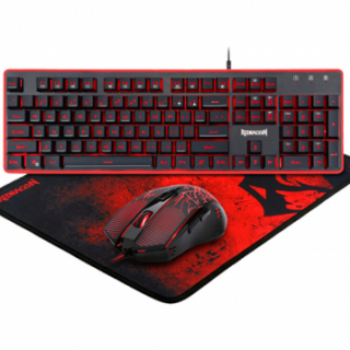 3 in 1 Combo S107 Keyboars, Mouse and Mousepad