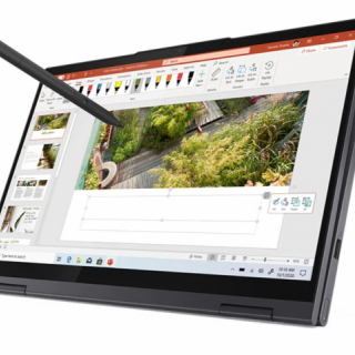 82BH009XYA Laptop LENOVO Yoga 7 14ITL5 Win10 Home/14FHD Touch/i5-1135G7/16GB/512GB SSD/FPR/backlit SRB/siva
